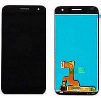 Дисплей (LCD) Huawei G7 (G760-L01) Ascend с сенсором чёрный