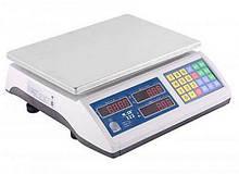 Электронные торговые весы 40 кг
