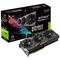 Видеокарта  ASUS GeForce ROG Strix GTX 1060 6G GAMING 6GB GDDR5 192 bit (STRIX-GTX1060-6G-GAMING)