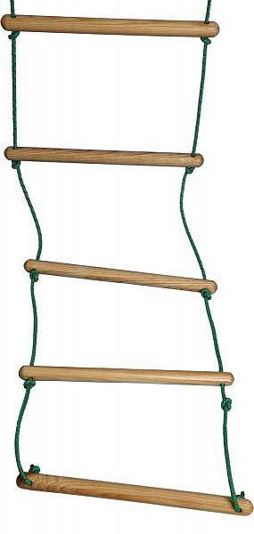 Веревочная лестница к шведской стенке