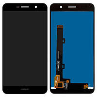 Дисплей (LCD) Huawei Y6 Pro/ Enjoy 5/ Honor Play 5X с сенсором чёрный