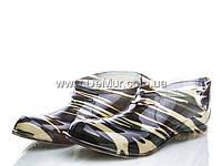 Галоши мужские силиконовые для непогоды (41-45) Dago-силикон