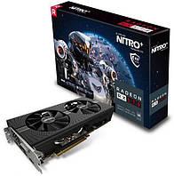 Видеокарта Sapphire Radeon RX 570 NITRO+ 8GB GDDR5 256bit  11266-09-20G