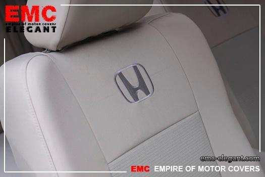 Чехлы в салон ВАЗ Lada Priora 2170 sedan 2007- EMC Elegant
