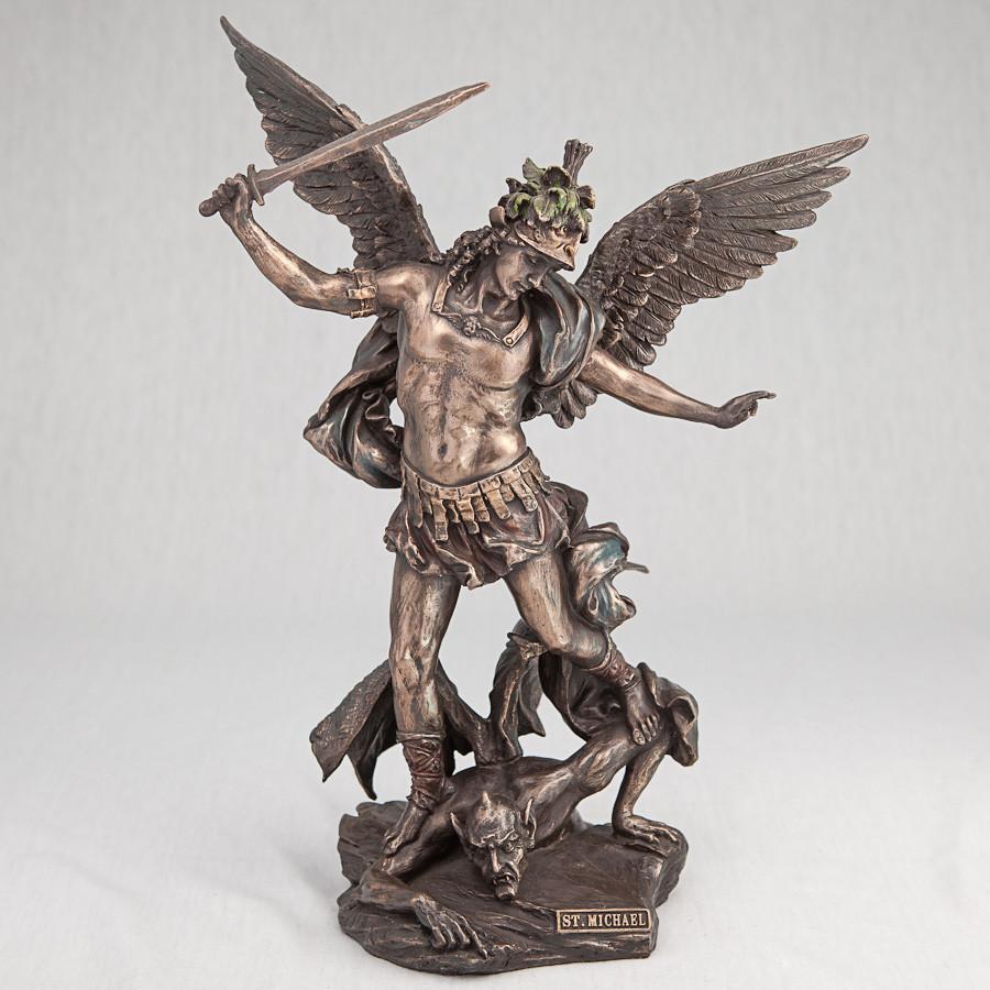 Статуетка Veronese Архангел Михайло 28 см 75361