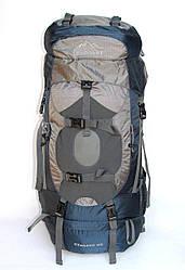 Туристический рюкзак Leadhake DG-058  синий 60 литров
