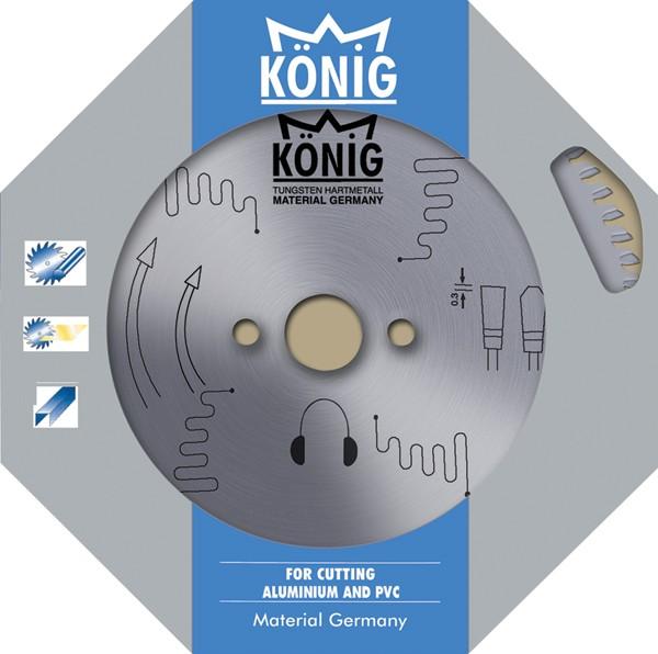 Пильные диски по алюминию для станков Elumatec