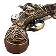 Статуэтка на подставке Veronese Пистолет 18 см 76919, фото 4