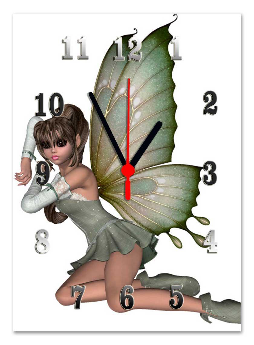 Часы настенные стеклянные Т-Ок 002 SG-25035015