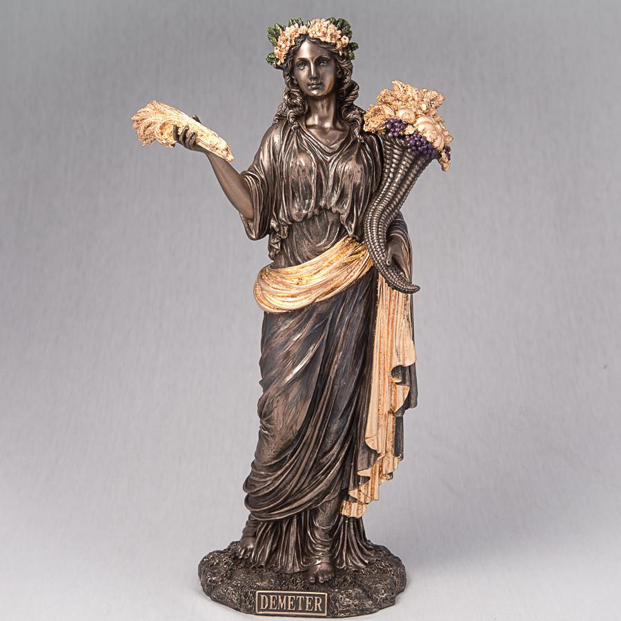 Статуетка Veronese Богиня Деметра 30 см 75859