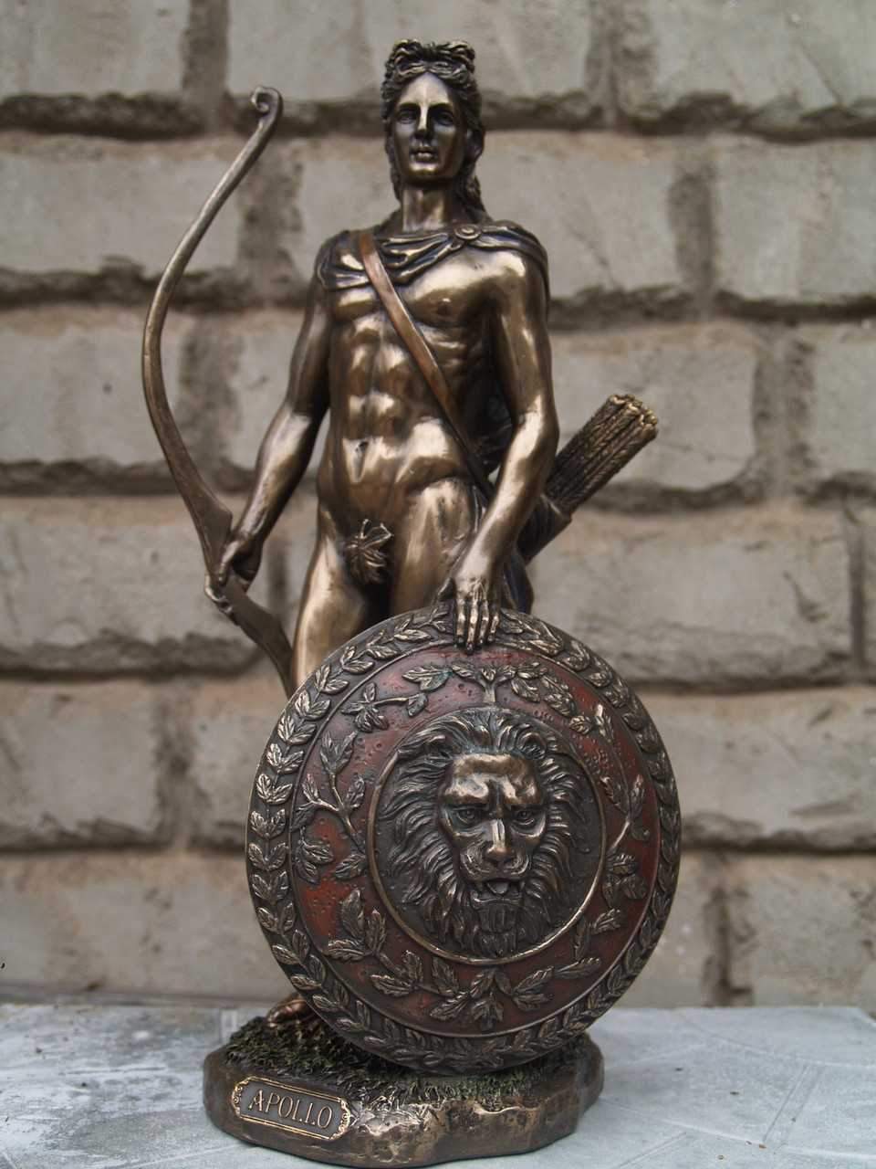 Статуетка Veronese Аполлон 30 см 75999