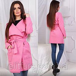 Пальто весеннее кашемировое + (3 цвета)