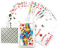 9811# Карти ігральні. 36шт Дама звич ( I сорт)