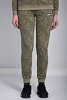 Женские штаны спортивные W FLO Urban Planet хаки (женские штаны, штаны, штани жіночі, брюки, спортивные штаны)