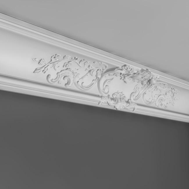 Лепнина Орак Декор C338A Карниз с орнаментом Orac Luxxus