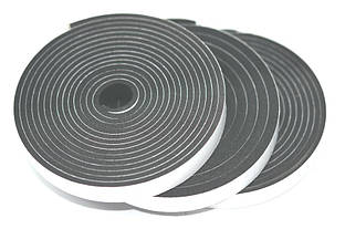 Ущільнювальна стрічка EPDM 5мм*15мм*10м