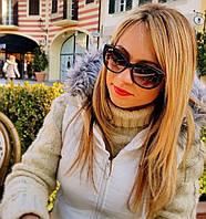 Женские солнцезащитные очки Bvlgari кошачий глаз 1804 кор