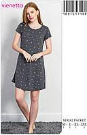 Женское платье для дома и отдыха (туника) VIENETTA