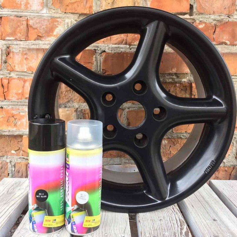 Жидкая резина для авто в баллончике BeLife (лак матовый)