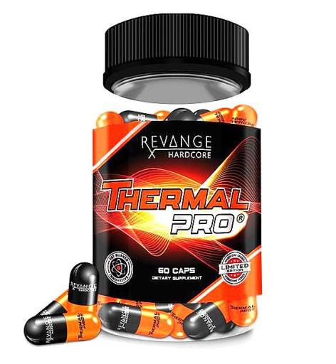 Revange Nutrition Thermal PRO Hardcore LTD 30 caps