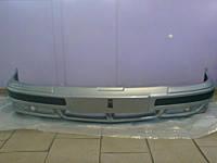 Бампер  передний Волга 31105 объемный, без хрома  (пр-во Риссия)