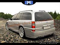 Задний бампер для Opel Omega B 1994-2003 COMBI РЕСТАЙЛ