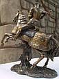 Статуэтка Veronese Средневековый рыцарь 27см 73740, фото 3