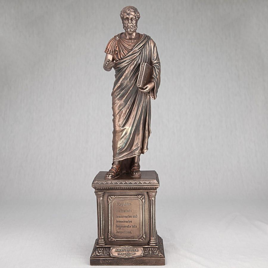 Статуетка Veronese Аристотель 36 см 75527