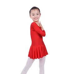 Детский купальник для гимнастики и танцев
