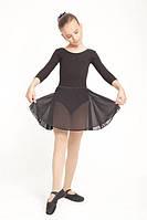 Легкая женская юбка из фатина для танцев