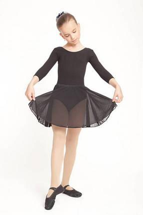 Легкая женская юбка из фатина для танцев, фото 2