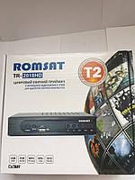 Romsat TR-2018HD цифровой эфирный DVB-T2 ресивер