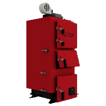 Твердотопливный котел Altep (Альтеп КТ-2Е) Duo Plus 17 кВт, фото 2