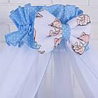 Балдахин на детскую кроватку (разные расцветки), фото 3