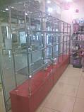 Торгове обладнання з труб, фото 3