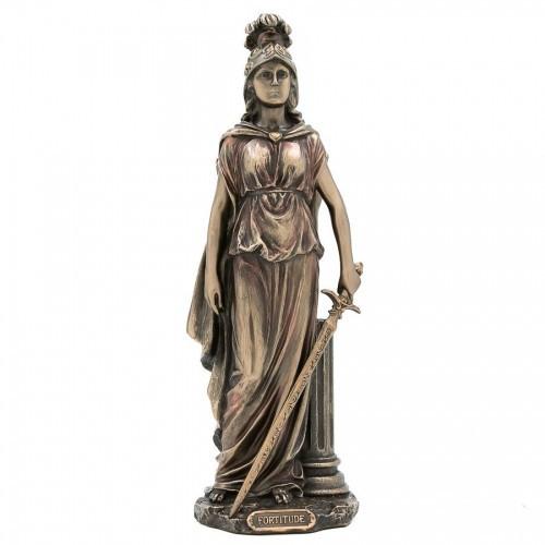 Статуэтка Veronese Кардинальные добродетели Мужество 28 см 76466