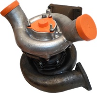 Турбокомпрессор (турбина) ТКР 11ЯМЗ 238