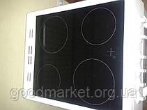 Электрическая плита Beko CSS 57000 GW розпакована з вітрини, фото 3