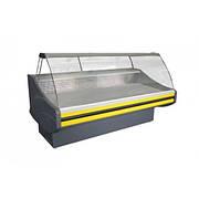 Холодильная витрина РОСС Savona-1,2 ВС, дл.1.29м, шир.1м,с пультом