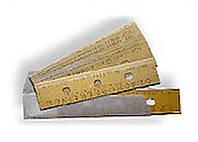 FILMOP Лезвия для скребка зажимного, коробка 250шт