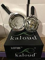 Kaloud Lotus калауд лотос для кальяна  с двумя ручками в оригинальной упаковки с точками на дне, фото 1