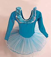 Детская юбка пачка для танцев и балета