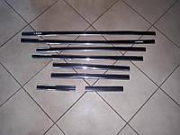 Молдинги на двери Лада, Ваз, 2101-2107 , 3,5 см Турция Sahler, фото 1