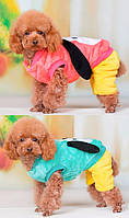 """Комбинезон, костюм плюшевый для собаки, кошки """"Дисней"""". Одежда для собак"""