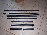 Молдинги на двери Лада, Ваз, 2101-2107 , 3,5 см Турция Sahler