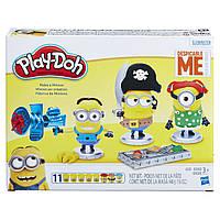 Play-Doh Despicable Me Make a Minion - Плей до Гадкий Я Создай миньона