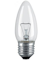 Лампа свеча ELECTRUM C37 40W   E27