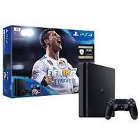 Игровая приставка Sony PlayStation 4 Slim 1TB + FIFA 18
