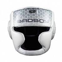 Боксерский шлем Bad Boy Pro Legacy 2.0 White