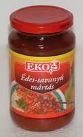 Соус с ананасом-кисло-сладкий(Édes-Savanyú Mártás)-360g.Венгрия